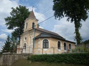 Malé Lednice Kostol